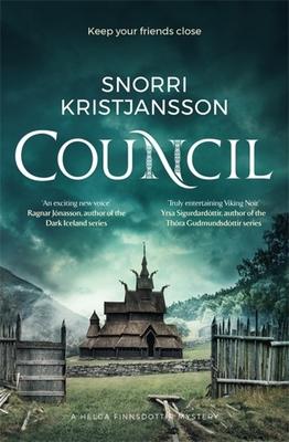Council: Helga Finnsdottir Book II by Snorri Kristjansson