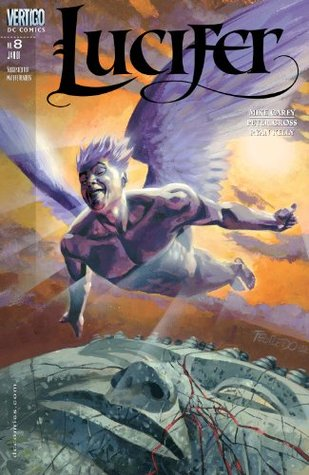 Lucifer #8 by Peter Gross, Mike Carey