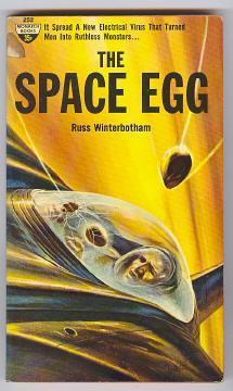 The Space Egg by Russ Winterbotham