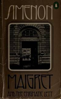 Maigret and the Enigmatic Lett by Georges Simenon, Daphne Woodward