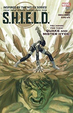 S.H.I.E.L.D. #7 by Greg Smallwood, Mark Waid, Julian Tedesco