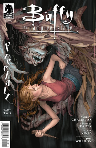 Buffy the Vampire Slayer: Freefall, Part 2 by Georges Jeanty, Andrew Chambliss, Joss Whedon