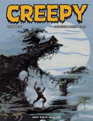Creepy Archives, Vol. 5 by Shawna Gore