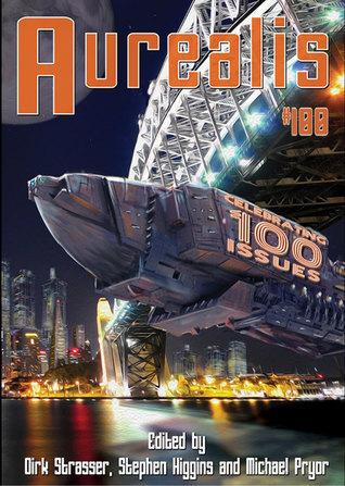 Aurealis #100 by David Tansey, Geoffrey Maloney, Rebecca Birch, Alex Isle, Michael Pryor, Terry Wood, Dirk Strasser, Chris Large, Terry Dowling, Stephen Higgins