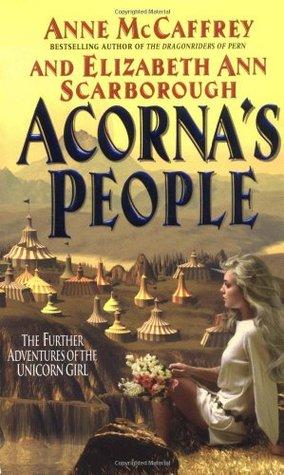 Acorna's People by Elizabeth Ann Scarborough, Anne McCaffrey