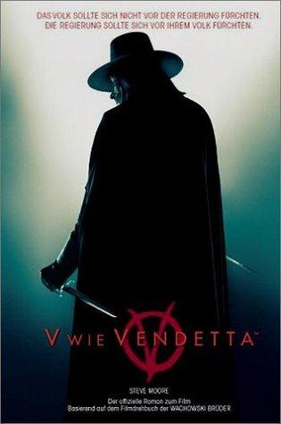 V wie Vendetta by Steve Moore