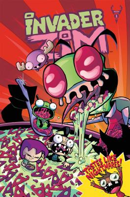 Invader Zim Vol. 1, Volume 1: Deluxe Edition by Jhonen Vasquez
