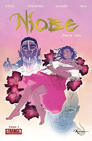 Niobe: She Is Life #3 by Joshua Cozine, Sebastian A. Jones, Ashley A. Woods, Amandla Stenberg, Darrell May