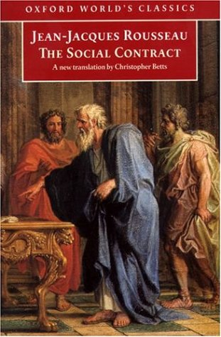 Discourse on Political Economy/The Social Contract (World's Classics) by Jean-Jacques Rousseau