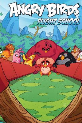 Angry Birds Comics: Flight School by Kari Korhonen, Paul Tobin