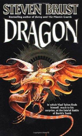 Dragon by Steven Brust