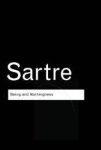 Being and Nothingness by Richard Eyre, Jean-Paul Sartre, Mary Warnock, Hazel E. Barnes