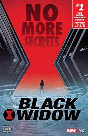 Black Widow #7 by Mark Waid, Chris Samnee