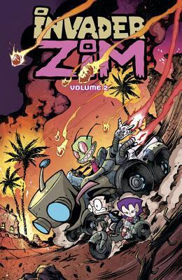 Invader Zim, Vol. 2 by Dennis Hopeless, Jhonen Vásquez, K.C. Green, Savanna Ganucheau, Eric Trueheart, Dave Crosland