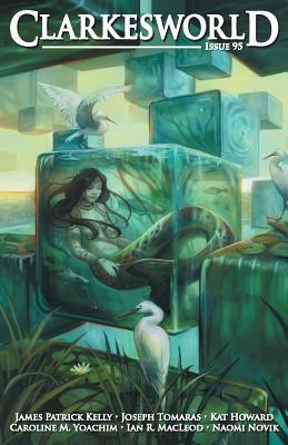 Clarkesworld Issue 95 by Caroline M. Yoachim, Kat Howard, James Patrick Kelly