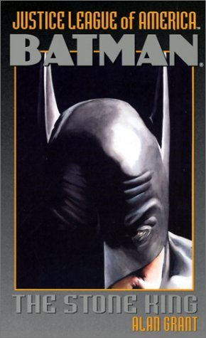 Batman: The Stone King by Mark Schultz, Alan Grant