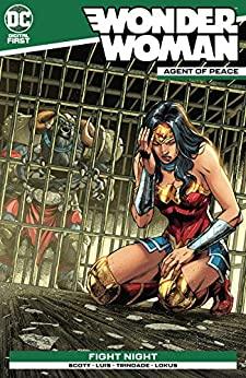Wonder Woman: Agent of Peace #18 by Jonas Trindade, Cavan Scott, José Luís