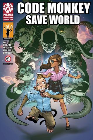 Code Monkey Save World by Greg Pak, Jessica Kholinne, Jonathan Coulton, Takeshi Miyazawa