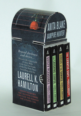 Anita Blake, Vampire Hunter Collection 1-4 (Anita Blake, Vampire Hunter, #1-4) by Laurell K. Hamilton
