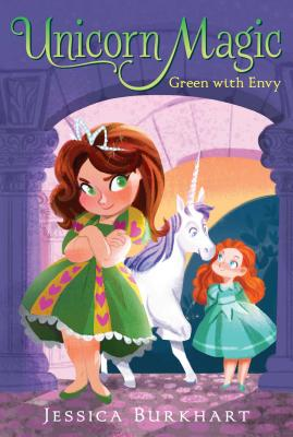 Green with Envy by Jessica Burkhart
