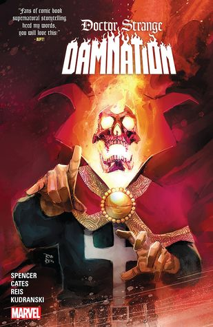 Doctor Strange: Damnation by Nick Spencer, Szymon Kudranski, Donny Cates, Rod Reis