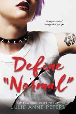 """Define """"Normal"""" by Julie Anne Peters"""