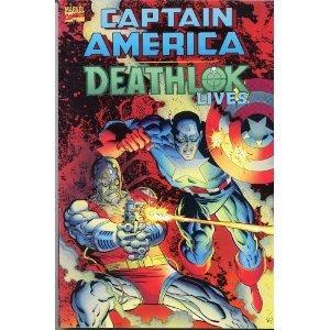 Captain America: Deathlok Lives by Mike Zeck, J.M. DeMatteis