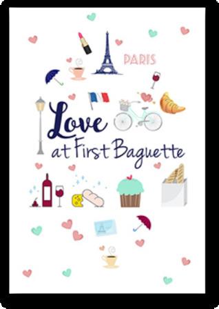 Love at First Baguette by Amanda Bouchet