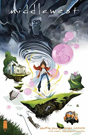 Middlewest #6 by Skottie Young, Mike Huddleston, Jorge Corona