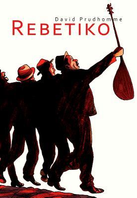 Rebetiko by David Prudhomme