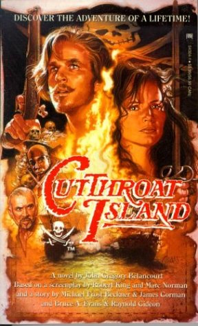 Cutthroat Island by James Gorman, John Gregory Betancourt