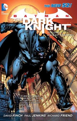 Batman: The Dark Knight, Vol. 1: Knight Terrors by David Finch