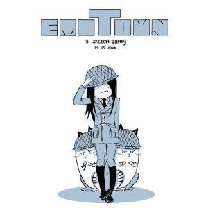 EmiTown:A Sketch Diary by Emi Lenox