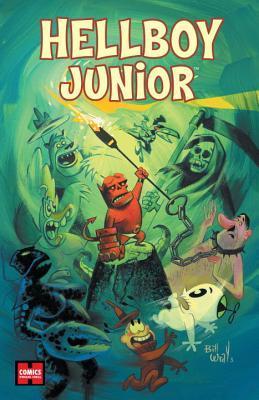 Hellboy Junior by Mike Mignola, Bill Wray, Dave Cooper