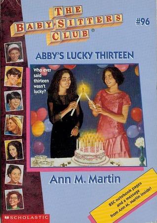 Abby's Lucky Thirteen by Nola Thacker, Ann M. Martin