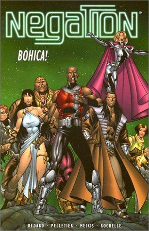 Bohica by Paul Pelletier, Tony Bedard