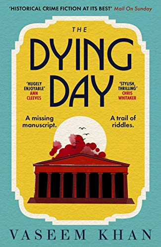 The Dying Day by Vaseem Khan