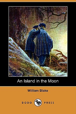 An Island in the Moon by William Blake