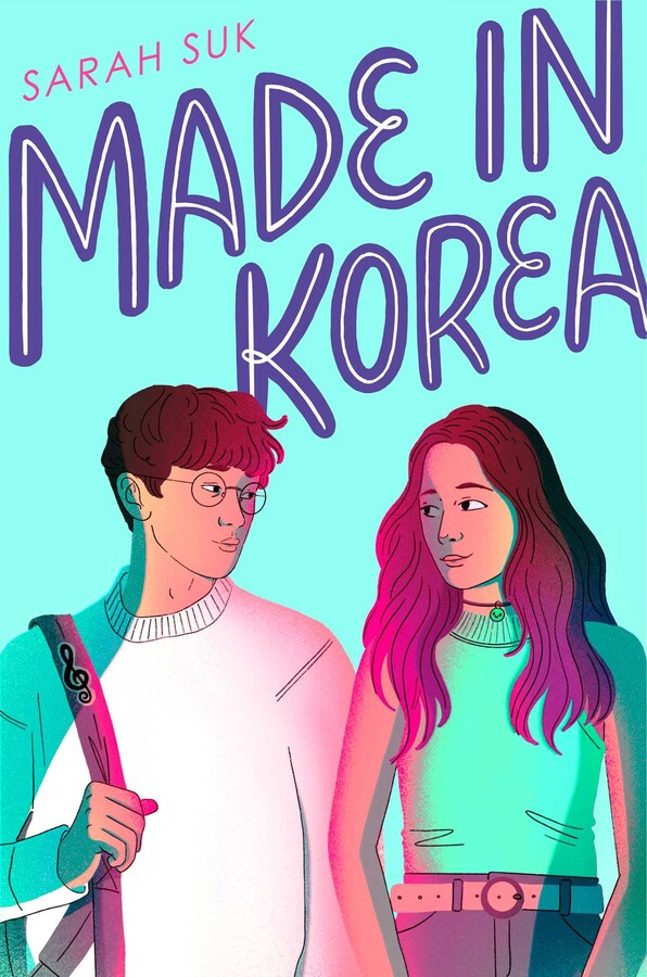 Made in Korea by Sarah Suk