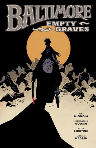 Baltimore, Vol. 7: Empty Graves by Mike Mignola, Peter Bergting, Christopher Golden, Michelle Madsen