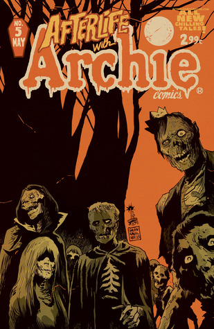 Afterlife with Archie #5: Escape From Riverdale by Roberto Aguirre-Sacasa, Francesco Francavilla, Jack Morelli