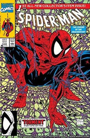 Spider-Man (1990-1998) #1 by Rick Parker, Bob Sharen, Todd McFarlane