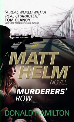 Matt Helm - Murderers' Row by Donald Hamilton