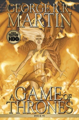 A Game of Thrones: Comic Book, Issue 6 by Daniel Abraham