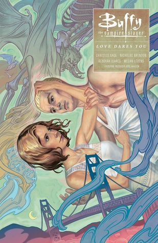 Buffy the Vampire Slayer: Love Dares You by Rebekah Isaacs, Christos Gage, Nicholas Brendon, Joss Whedon, Megan Levens