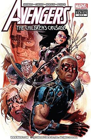 Avengers: The Children's Crusade #8 by Allan Heinberg, Justin Ponsor, Mark Morales, Jim Cheung