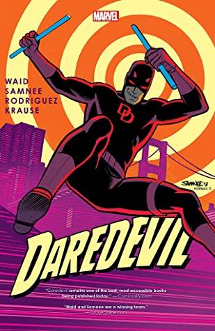 Daredevil by Mark Waid, Volume 4 by Mark Waid, Peter Krause, Javier Rodriguez, Chris Samnee