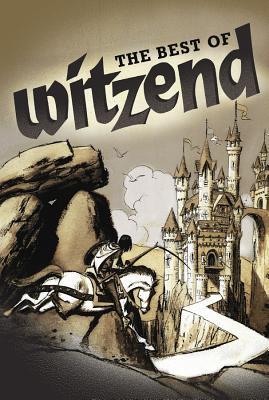Best of Witzend by Bill Pearson, Art Spiegelman, Wallace Wood