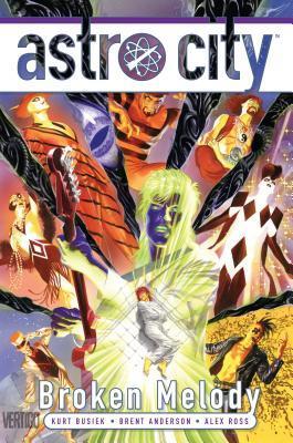 Astro City, Vol. 16: Broken Melody by Alex Ross, Kurt Busiek, Brent Anderson