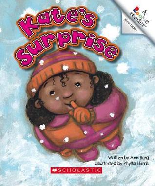 Kate's Surprise by Ann E. Burg